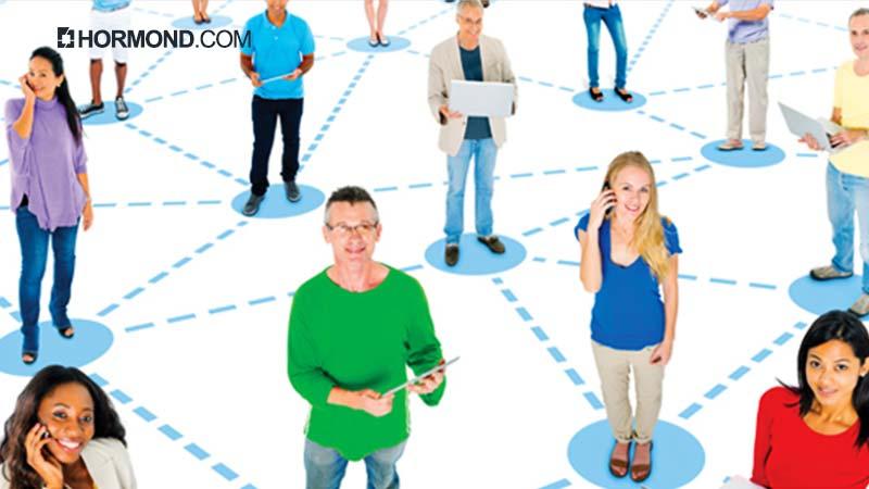 شبکهسازی در بازاریابی و فروش