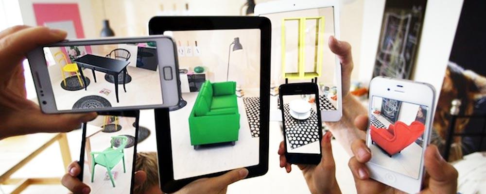 واقعیت افزوده و کاربرد آن در App ایکیا