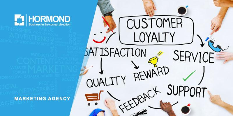 انواع وفاداری مشتری
