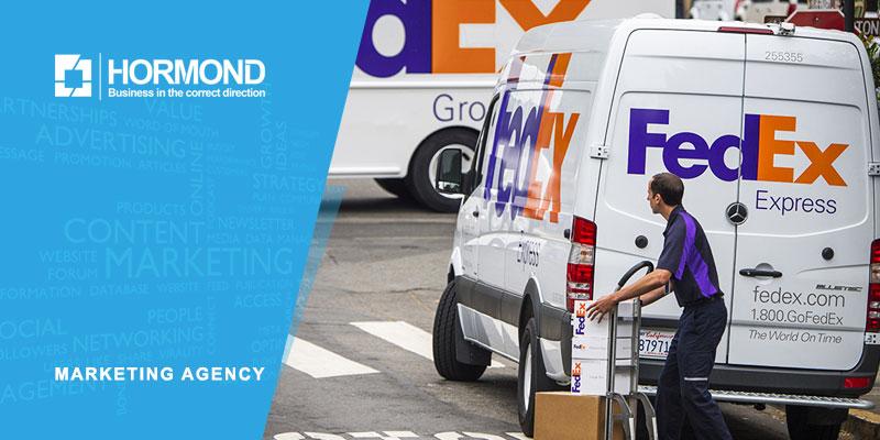 کسبوکار رقابتی FedEx
