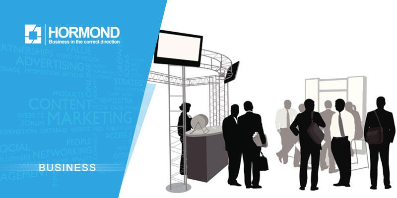 شرکت در نمایشگاههای بازرگانی