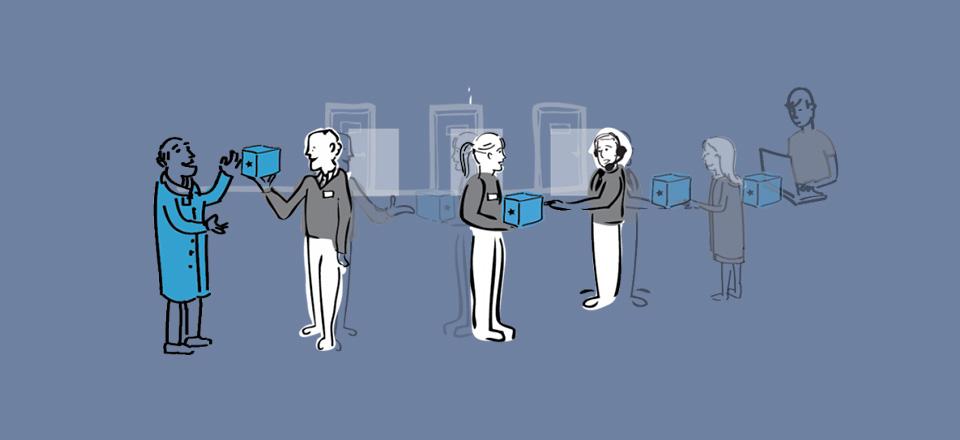 توسعه روابط مشتری