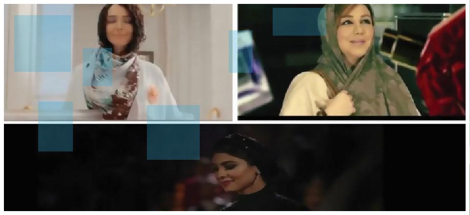 حمله برندهای تجاری به هویت زن ایرانی!