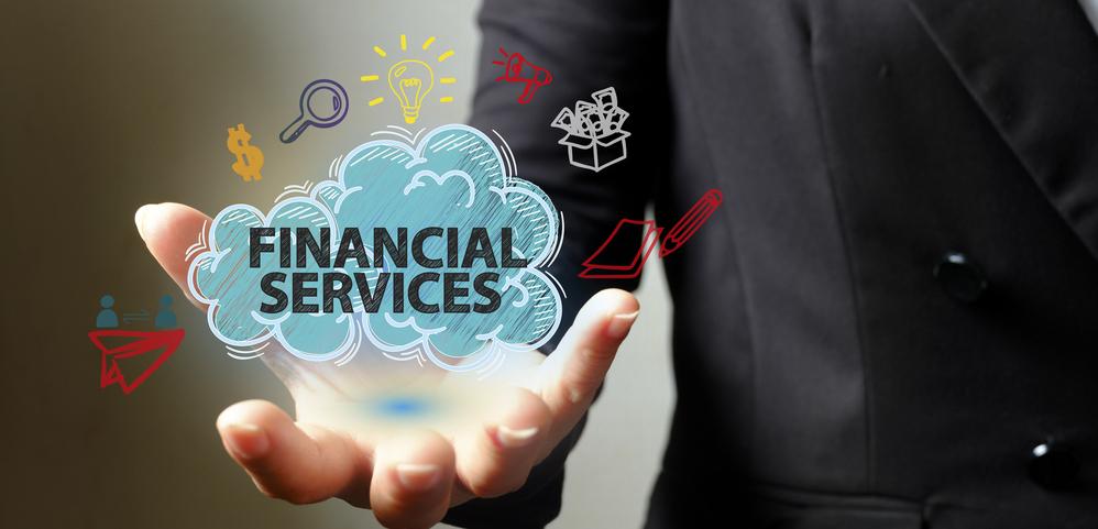 بازاریابی خدمات مالی