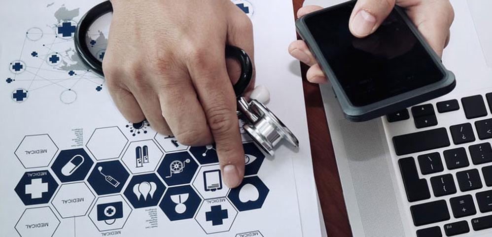 Internet marketing of medical businesses