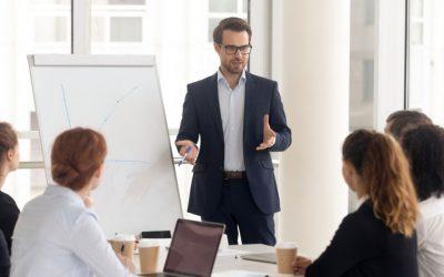 ۵ مرحله مشاوره مدیریت کسبوکار